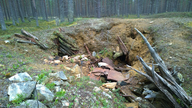 Landscapes of Loss and Destruction: Sámi Elders' Childhood Memories of the Second World War